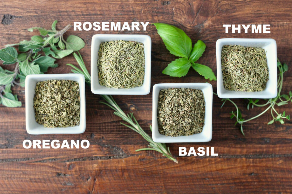 How to Dry Fresh Herbs At Home - That's Tasty